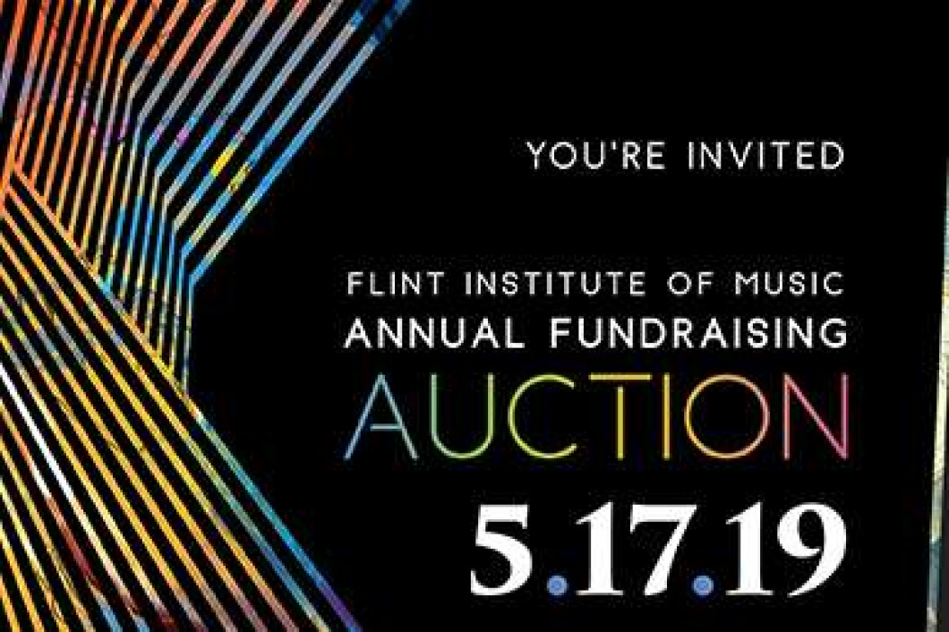Flint Institute of Music Annual Fundraising Auction